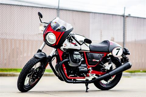 2020 Moto Guzzi V7 III Racer 10th Anniversary in Houston, Texas - Photo 5