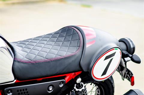 2020 Moto Guzzi V7 III Racer 10th Anniversary in Houston, Texas - Photo 6