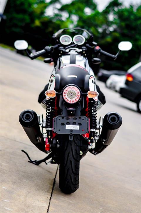 2020 Moto Guzzi V7 III Racer 10th Anniversary in Houston, Texas - Photo 10