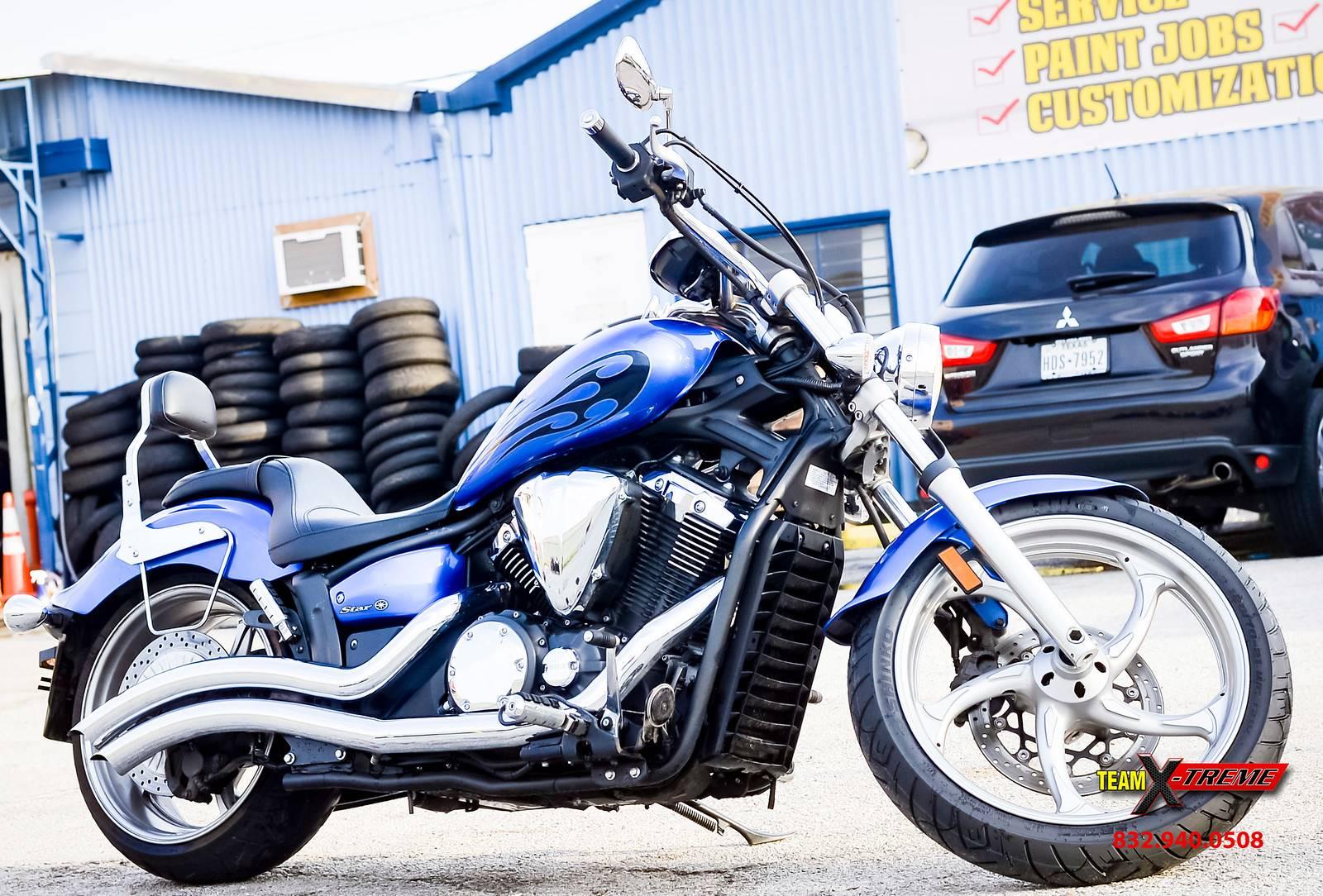 2011 Yamaha Stryker for sale 67511