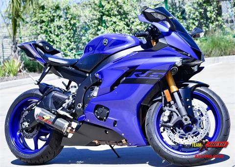 2018 Yamaha YZF-R6 in Houston, Texas
