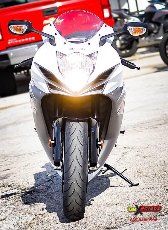 2015 Suzuki GSX-R600 2