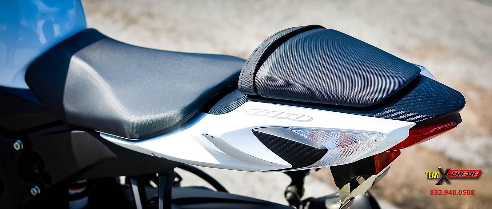2015 Suzuki GSX-R600 11