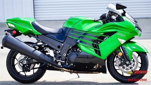 2017 Kawasaki Ninja ZX-14R ABS SE in Houston, Texas