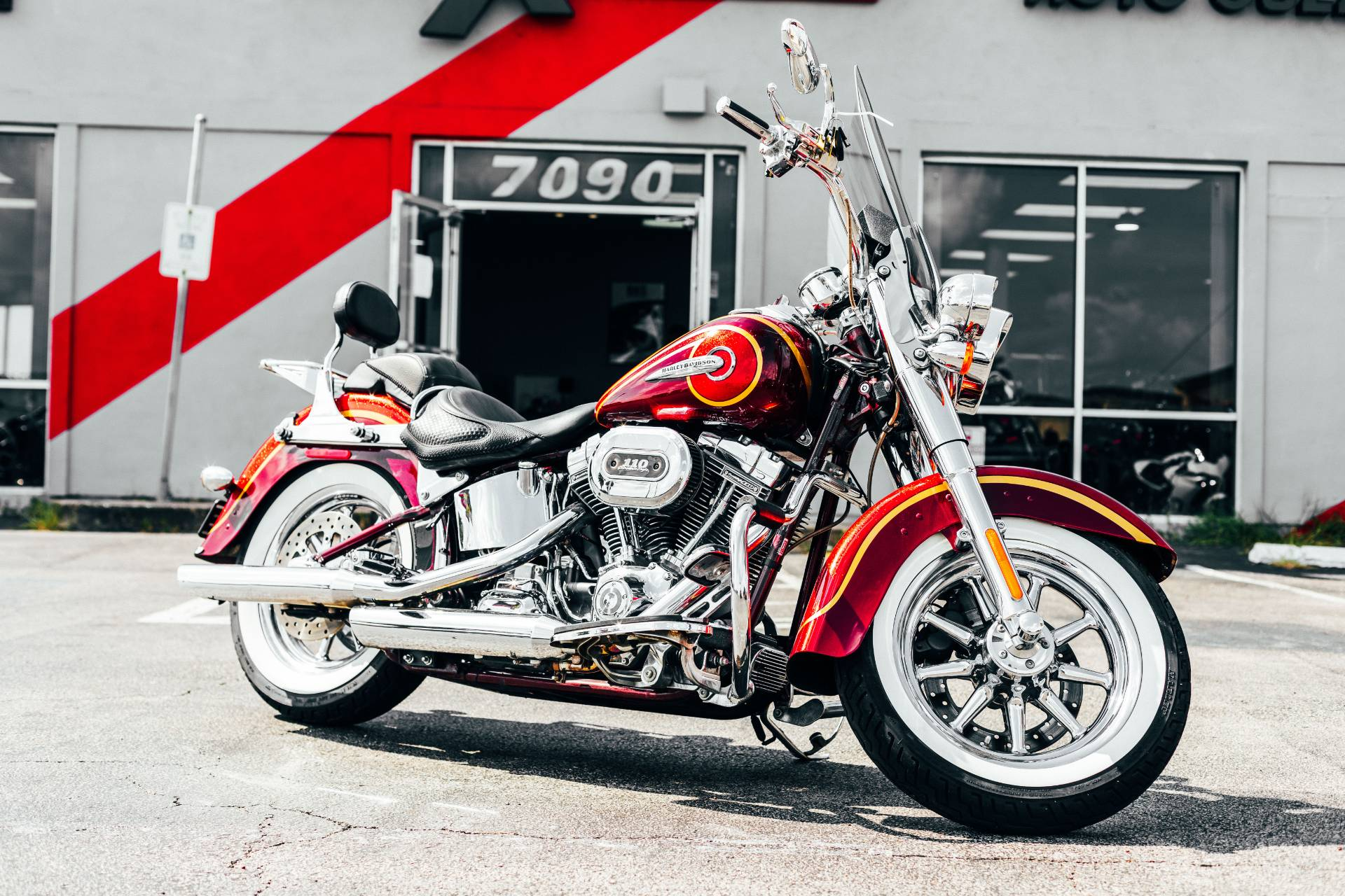2014 Harley-Davidson CVO™ Softail® Deluxe in Houston, Texas - Photo 1