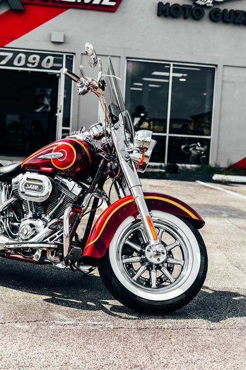 2014 Harley-Davidson CVO™ Softail® Deluxe in Houston, Texas - Photo 2