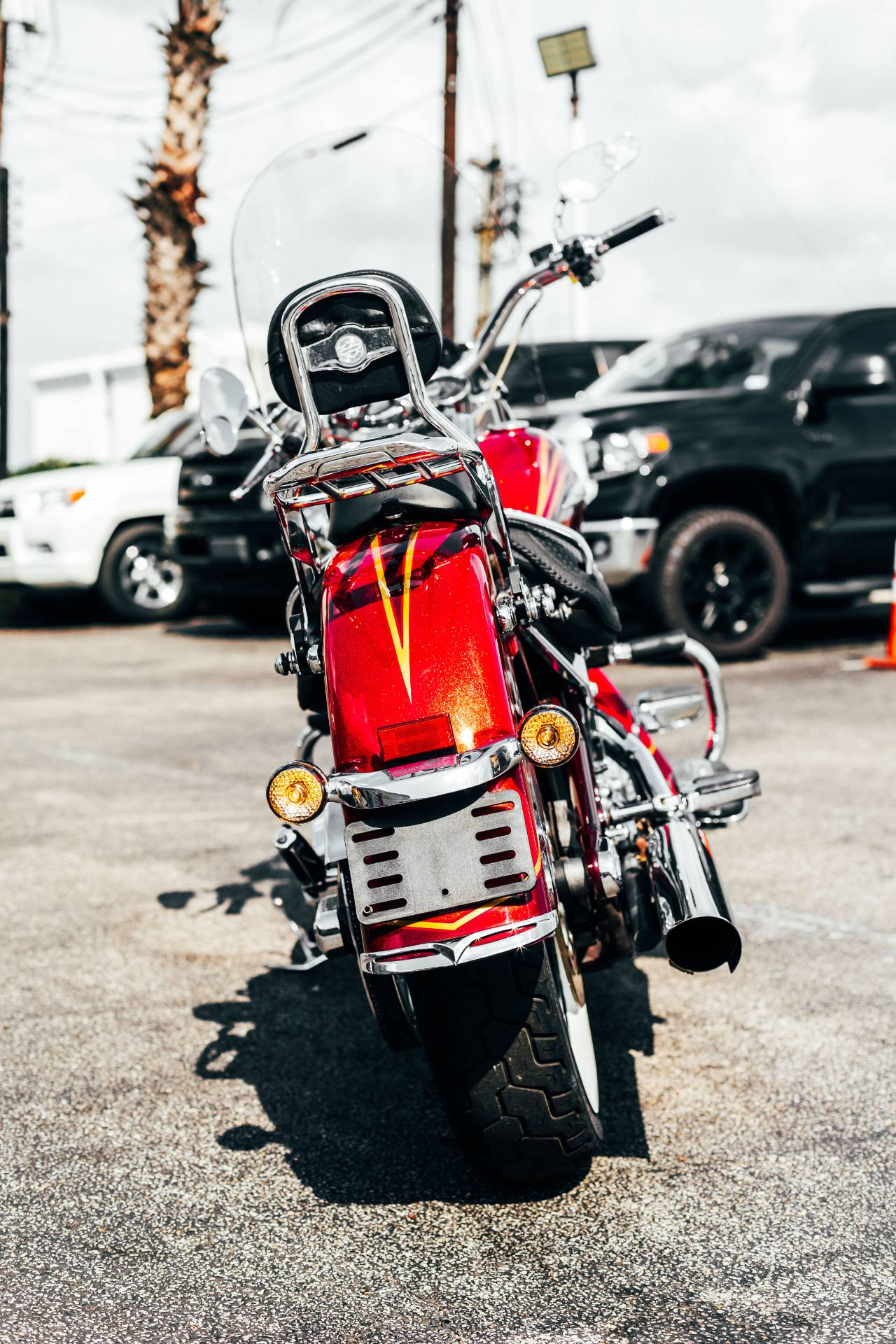 2014 Harley-Davidson CVO™ Softail® Deluxe in Houston, Texas - Photo 4