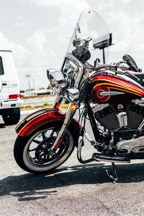 2014 Harley-Davidson CVO™ Softail® Deluxe in Houston, Texas - Photo 9