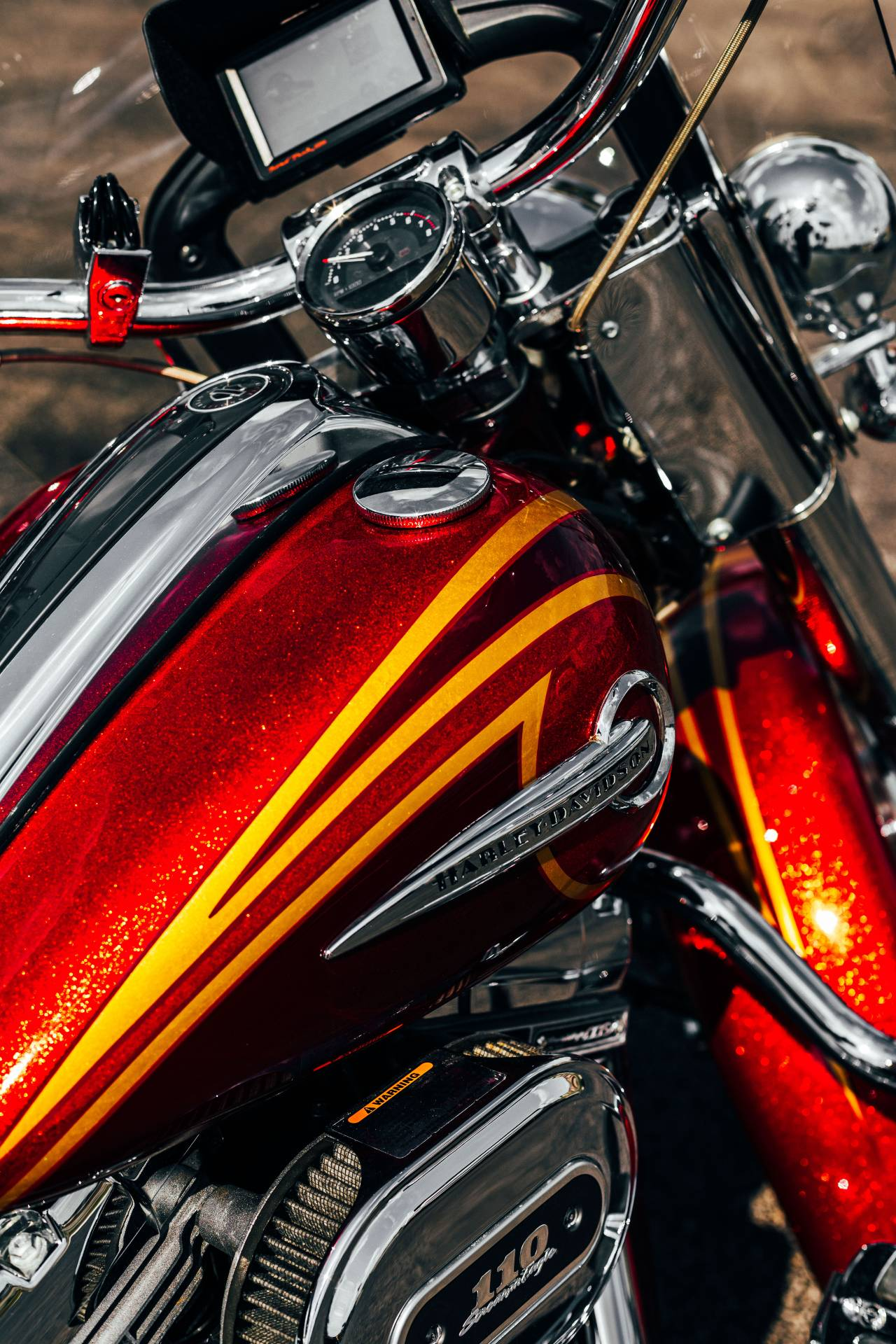 2014 Harley-Davidson CVO™ Softail® Deluxe in Houston, Texas - Photo 16
