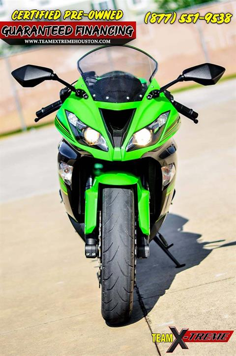 2018 Kawasaki Ninja ZX-6R in Houston, Texas - Photo 2