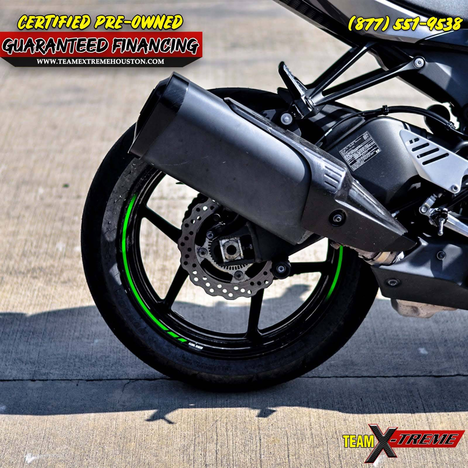 2018 Kawasaki Ninja ZX-6R in Houston, Texas - Photo 9