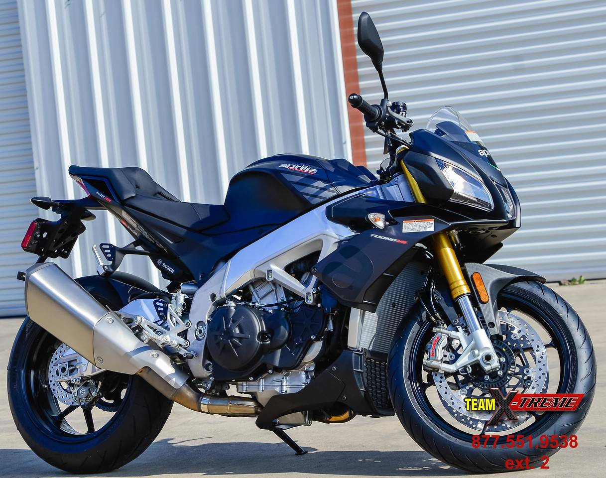 2019 Aprilia Tuono V4 1100 RR ABS in Houston, Texas - Photo 1