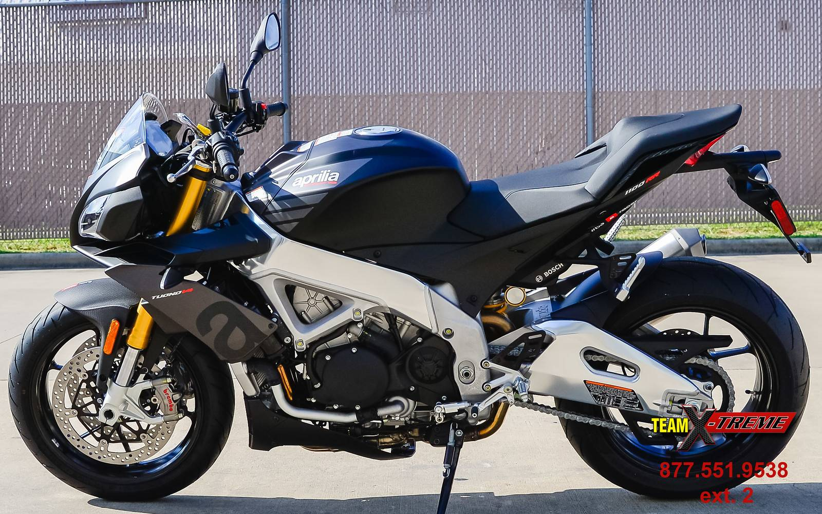 2019 Aprilia Tuono V4 1100 RR ABS in Houston, Texas - Photo 7