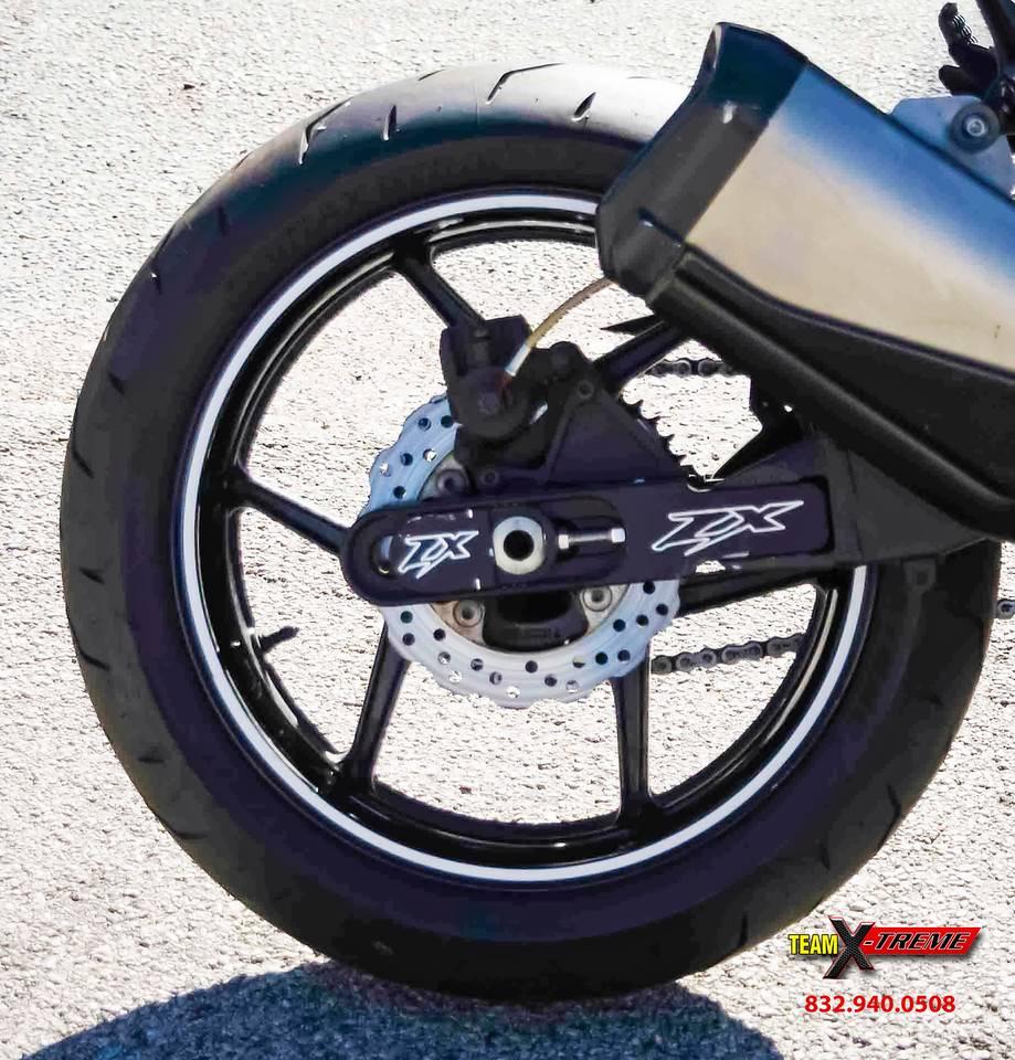 2009 Kawasaki Ninja ZX-6R 4