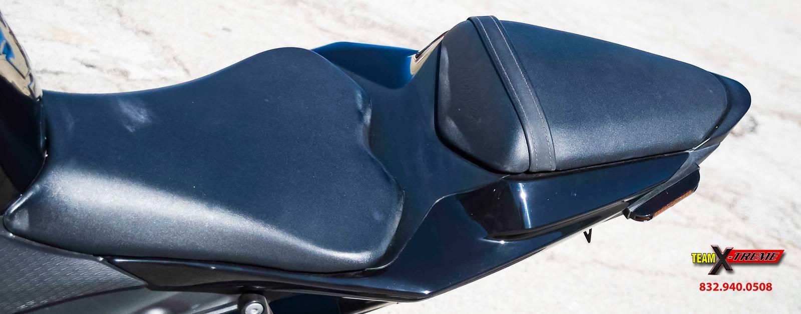 2009 Kawasaki Ninja ZX-6R 10