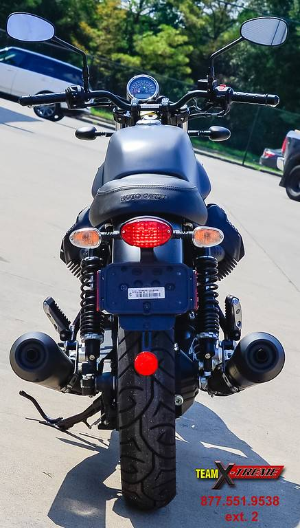 2019 Moto Guzzi V7 III Stone in Houston, Texas - Photo 6