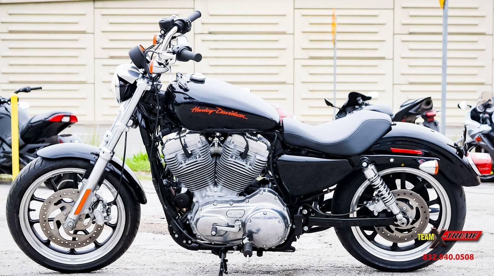 2014 Harley-Davidson Sportster SuperLow 7