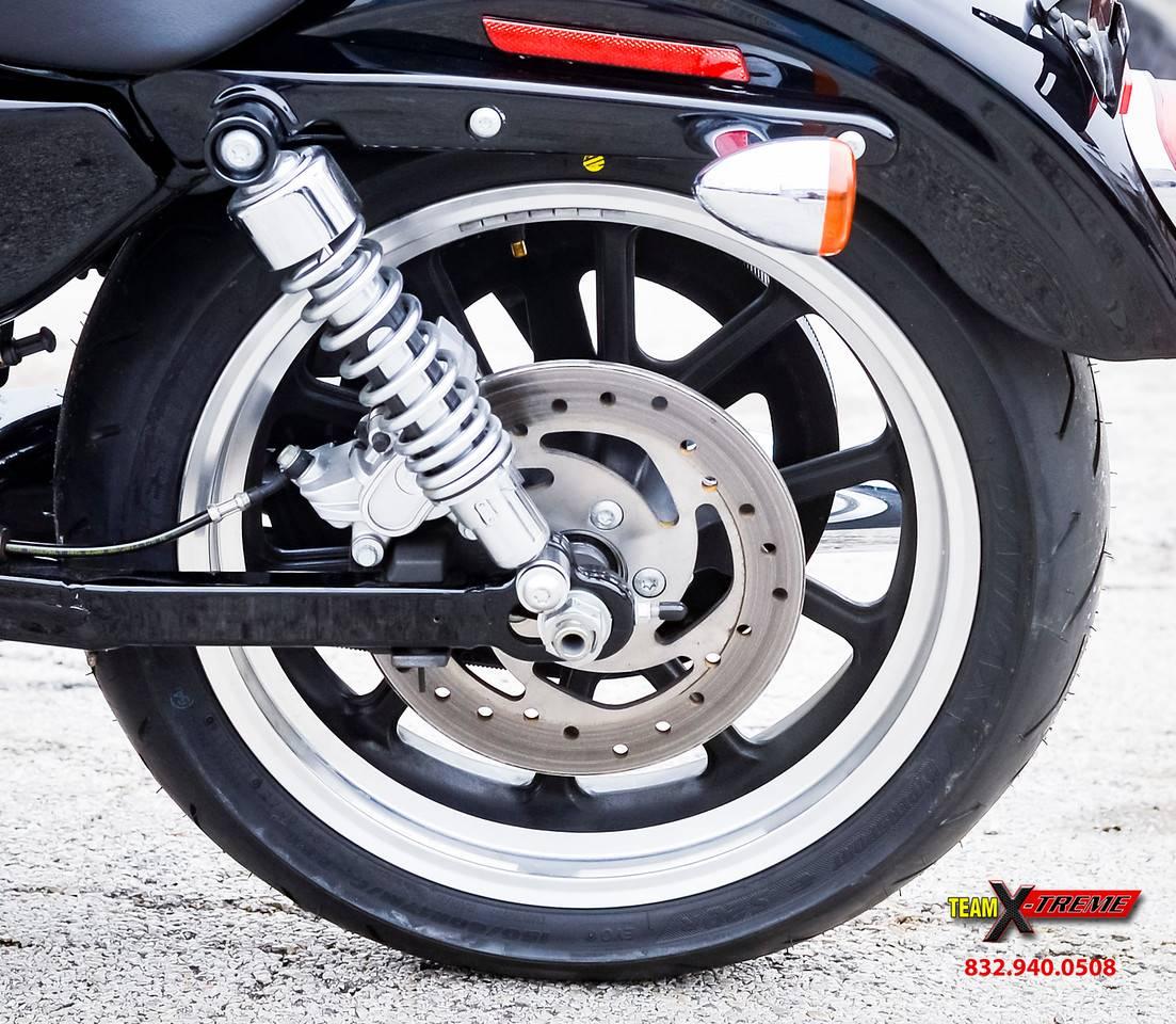 2014 Harley-Davidson Sportster SuperLow 9