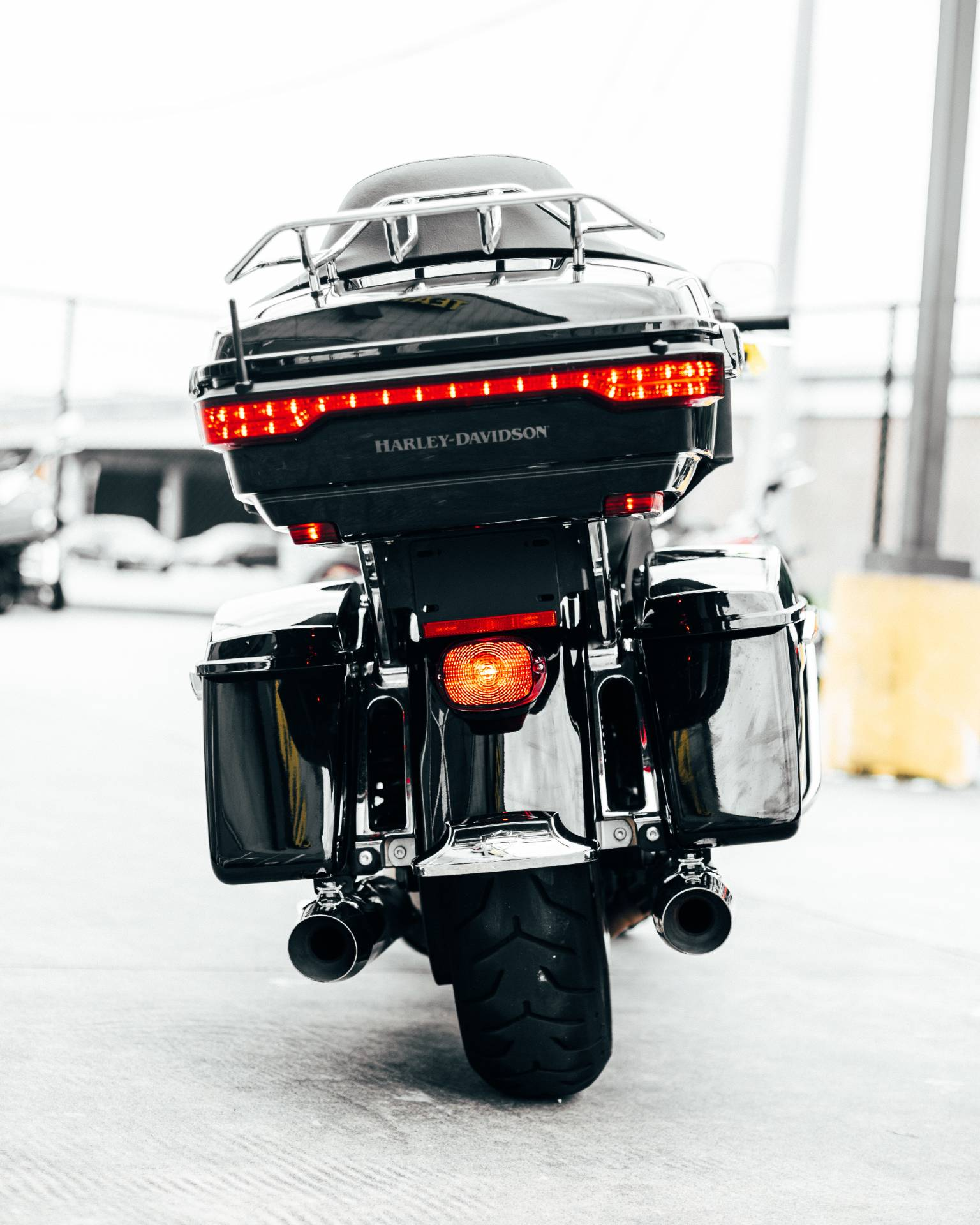2019 Harley-Davidson Electra Glide® Ultra Classic® in Houston, Texas - Photo 5