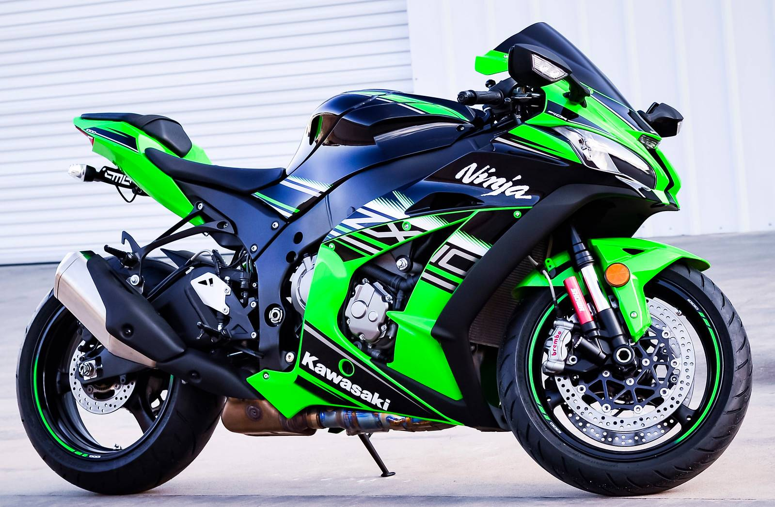 2017 Kawasaki NINJA ZX-10R KRT EDITION in Houston, Texas