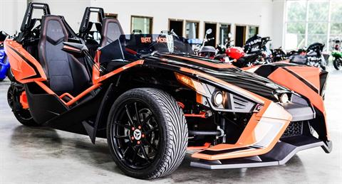 2017 Polaris SLINGSHOT SLR in Houston, Texas