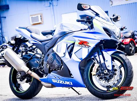 2015 Suzuki GSX-R1000 ABS in Houston, Texas
