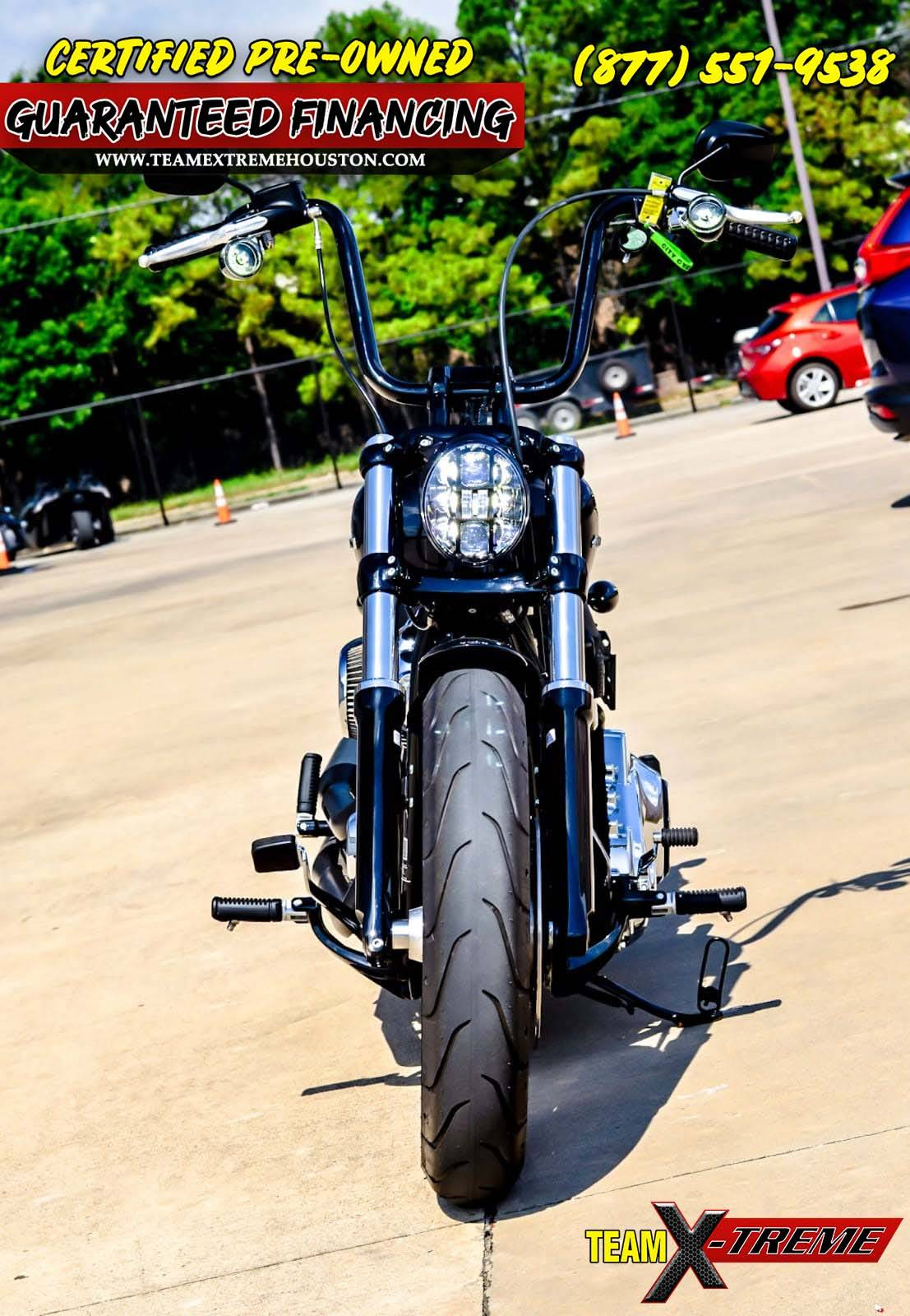 2019 Harley-Davidson Breakout® 114 in Houston, Texas - Photo 2