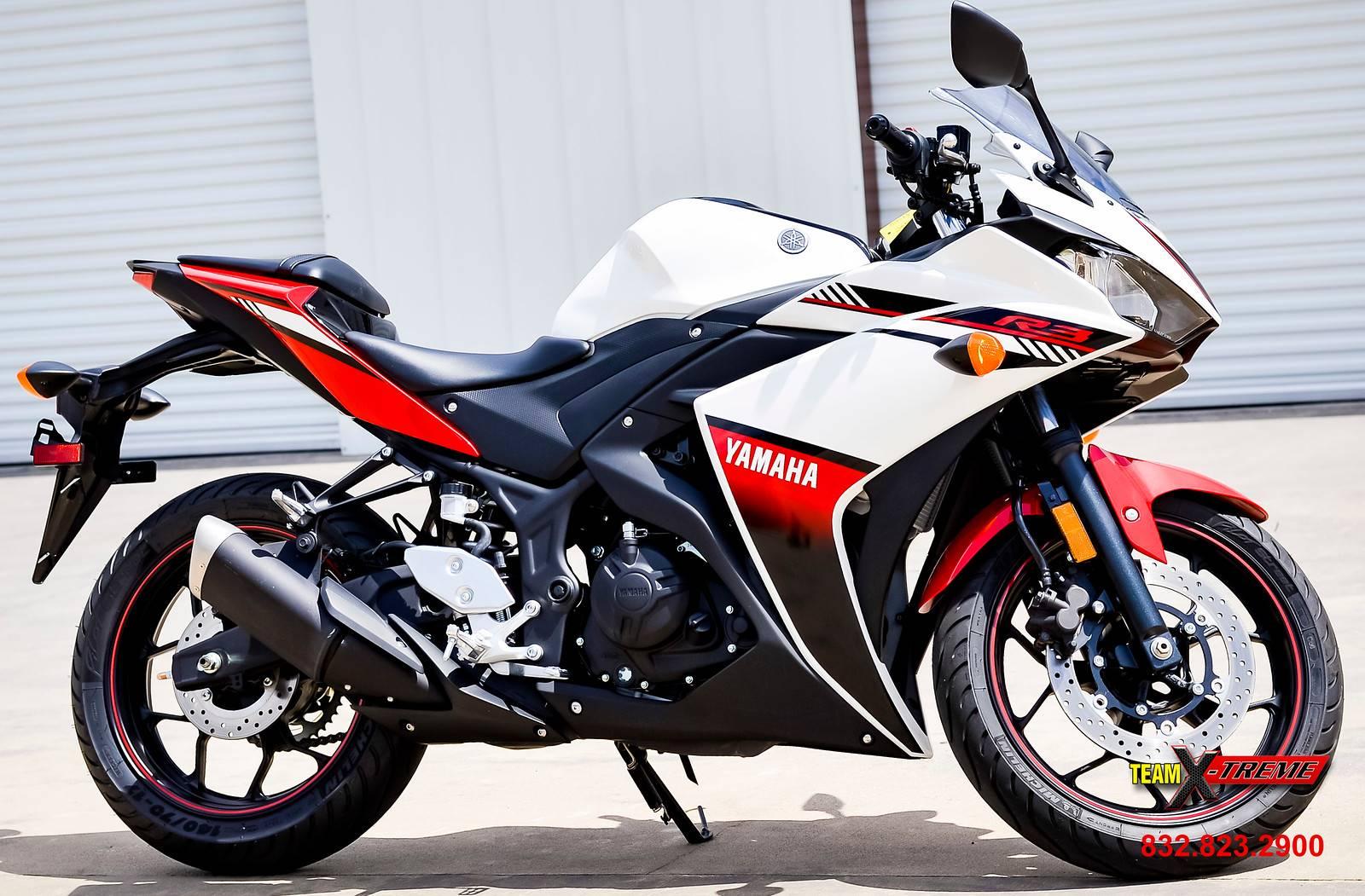 2016 Yamaha YZF-R3 for sale 77380