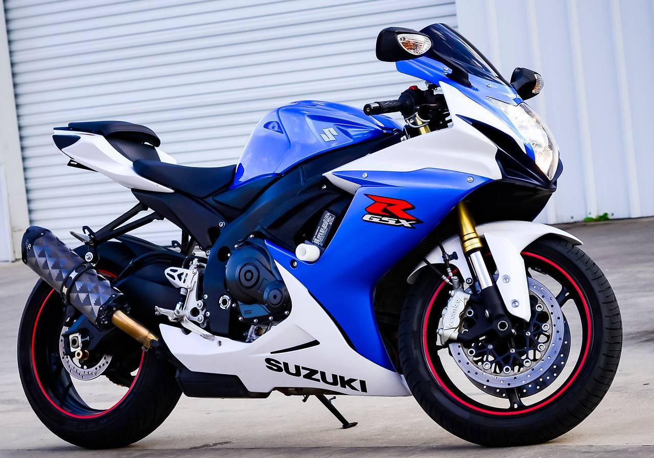 2013 Suzuki GSX-R750 for sale 50