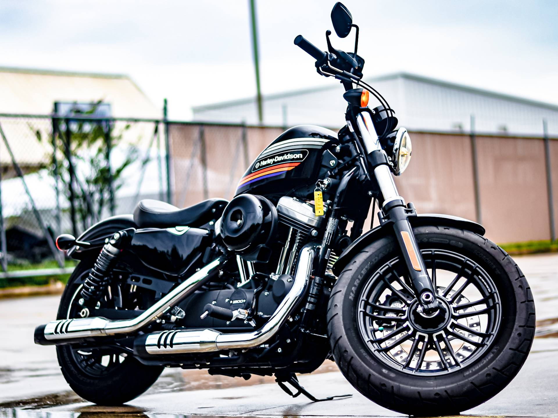 2019 Harley-Davidson Forty-Eight® in Houston, Texas - Photo 1