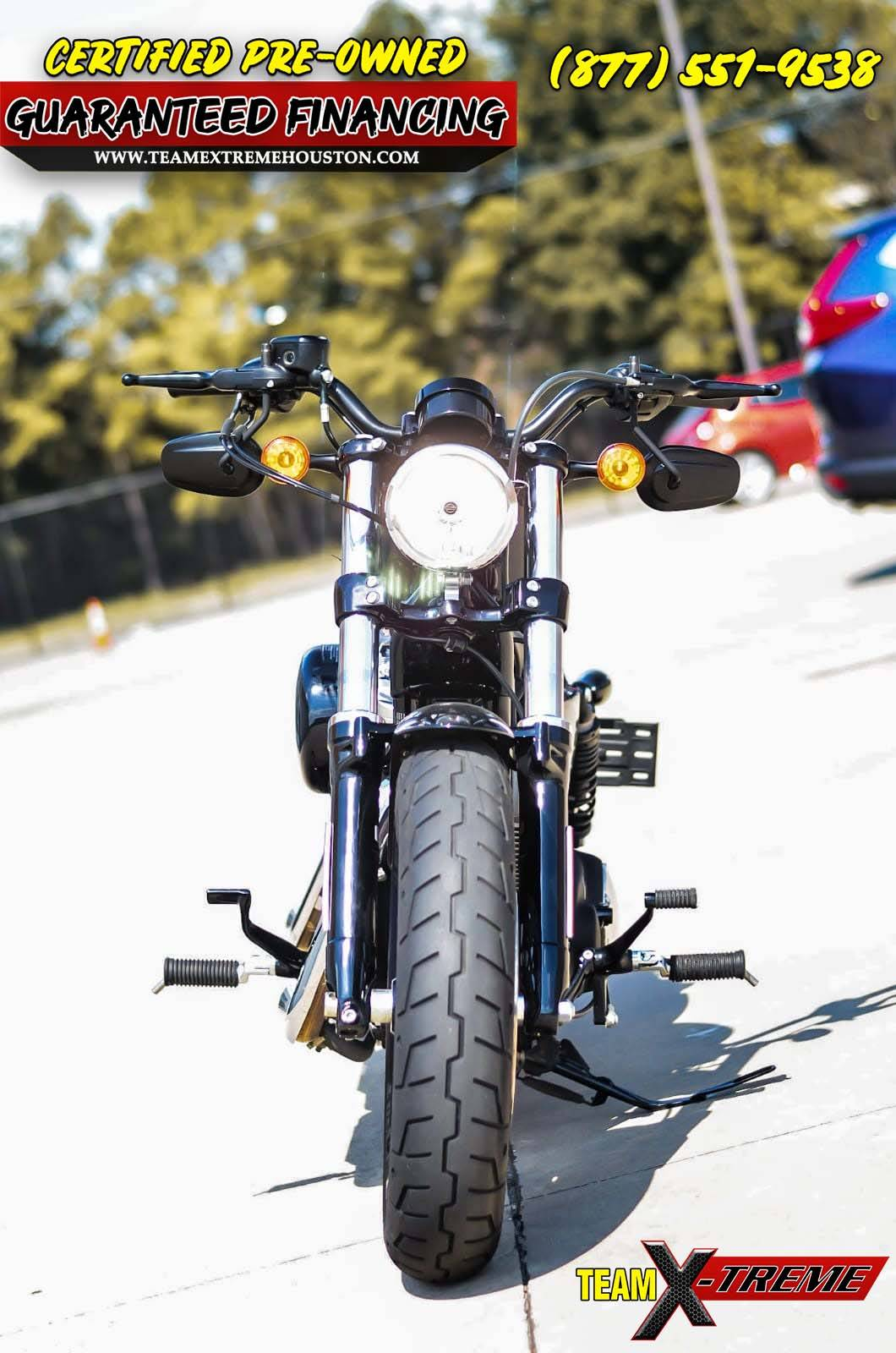 2019 Harley-Davidson Forty-Eight® in Houston, Texas - Photo 2