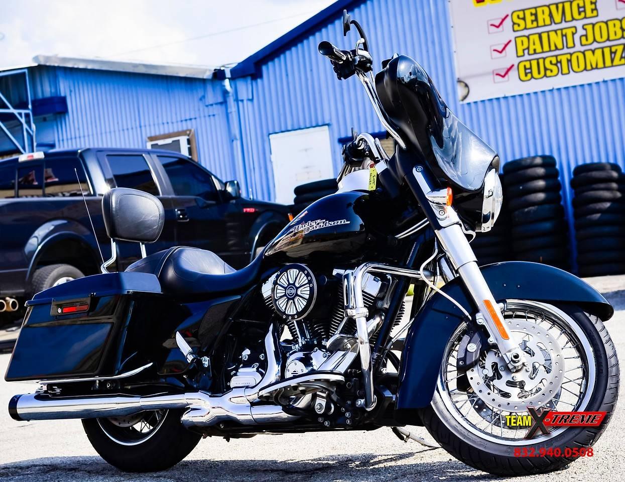 2017 Harley Davidson Street Glide In Houston Texas