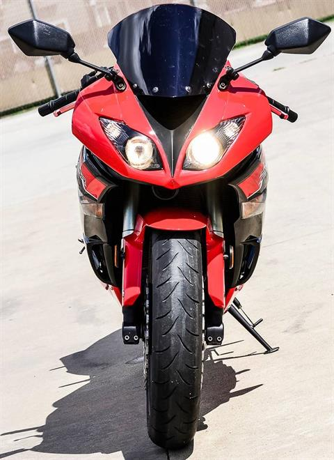 2012 Kawasaki Ninja® ZX™-6R in Houston, Texas
