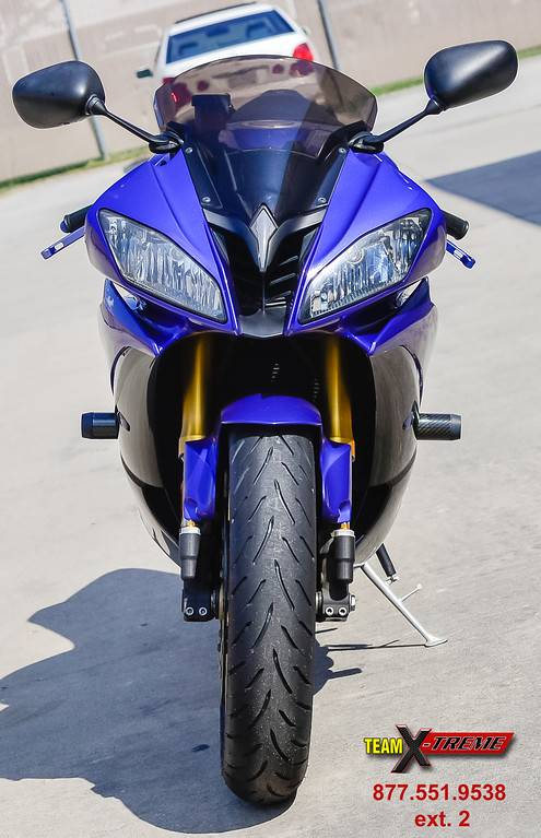2009 Yamaha YZF-R6 2