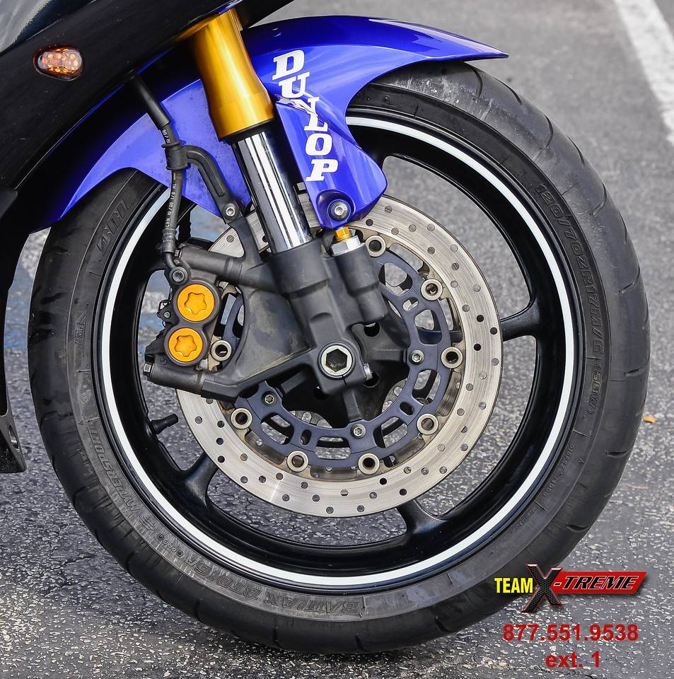 2009 Yamaha YZF-R6 4
