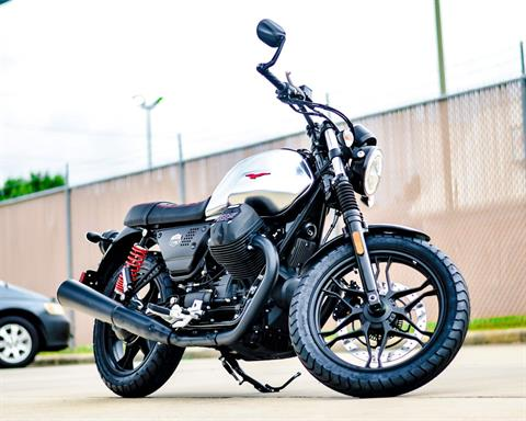 2020 Moto Guzzi V7 III Stone S in Houston, Texas - Photo 1