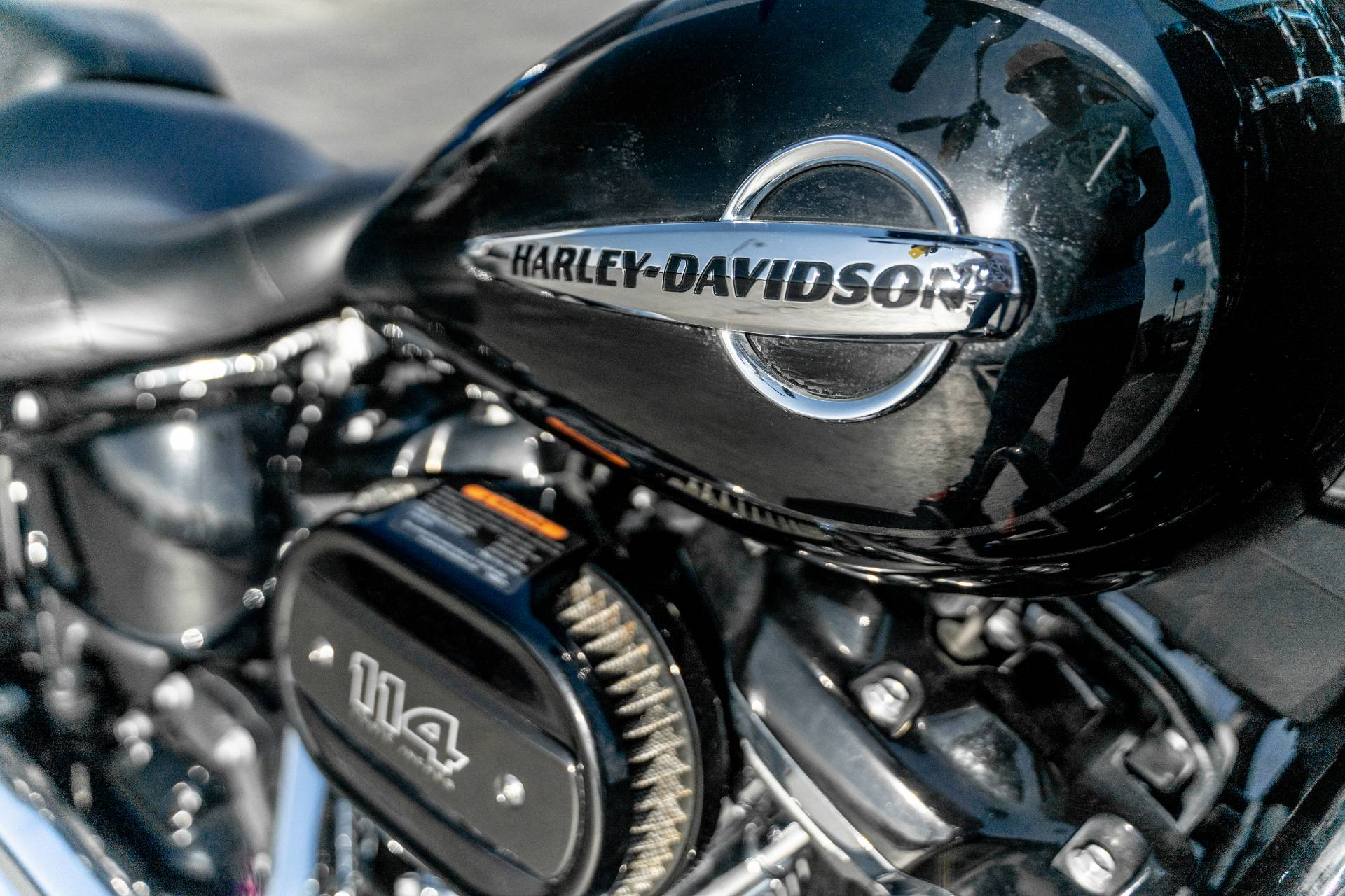2019 Harley-Davidson Heritage Classic 114 in Houston, Texas - Photo 5