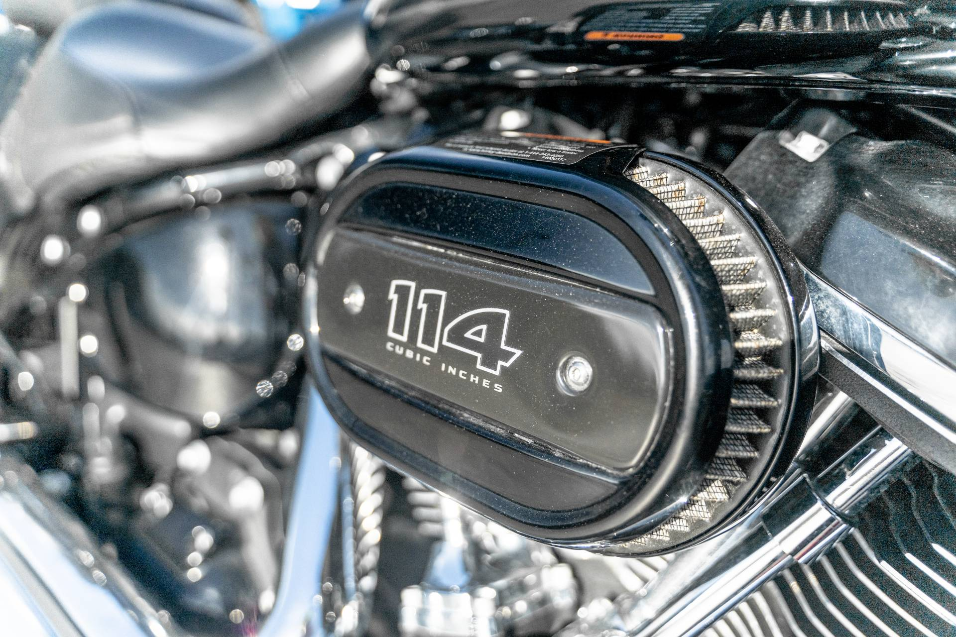 2019 Harley-Davidson Heritage Classic 114 in Houston, Texas - Photo 6