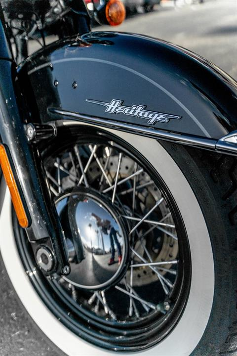 2019 Harley-Davidson Heritage Classic 114 in Houston, Texas - Photo 8