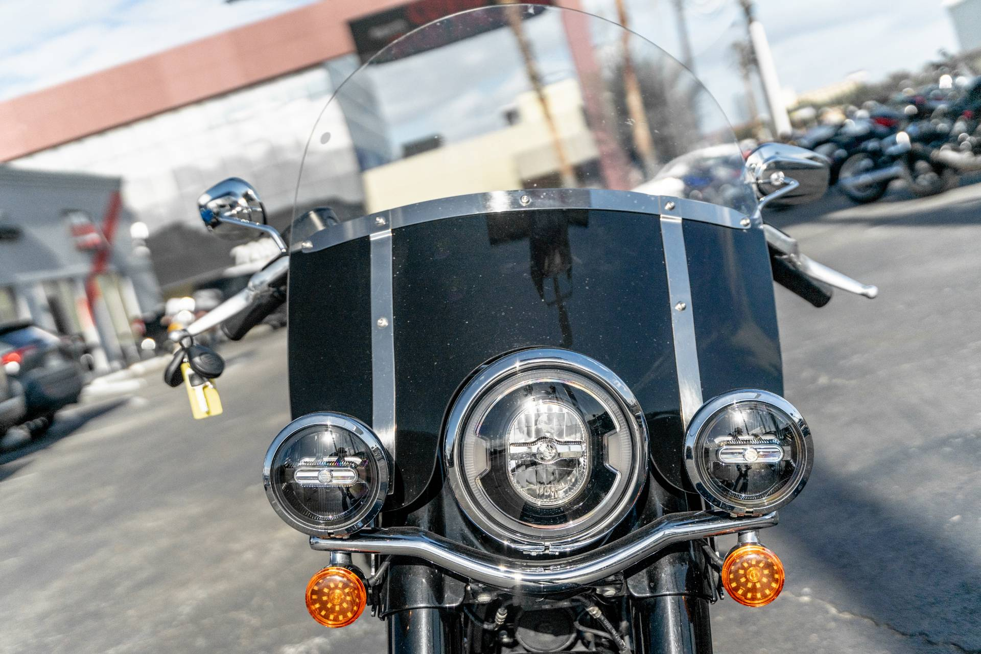 2019 Harley-Davidson Heritage Classic 114 in Houston, Texas - Photo 14