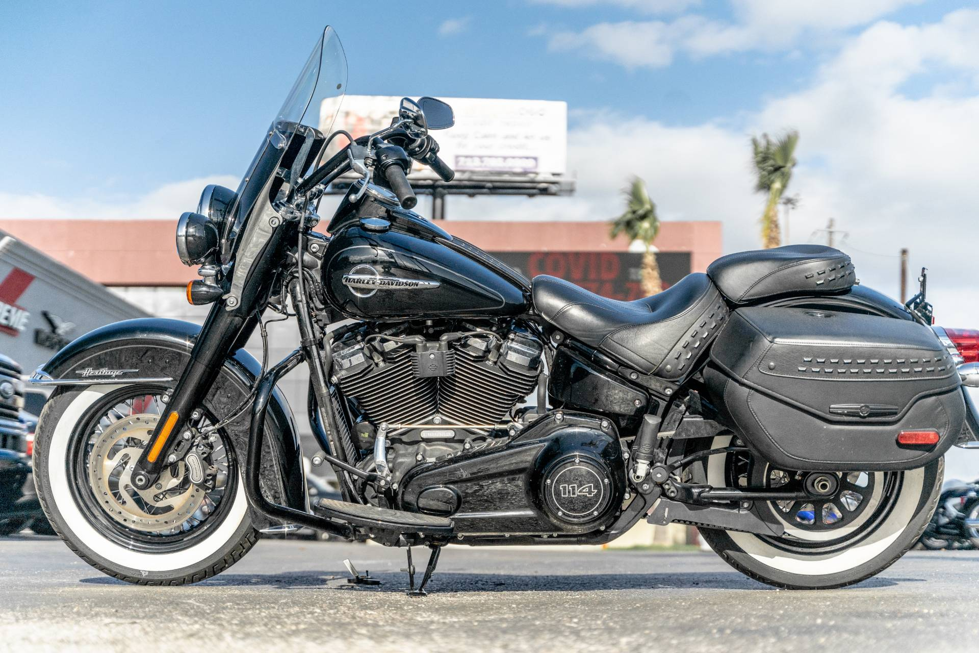 2019 Harley-Davidson Heritage Classic 114 in Houston, Texas - Photo 23