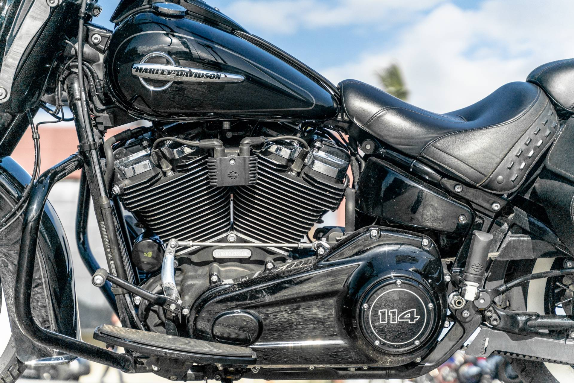 2019 Harley-Davidson Heritage Classic 114 in Houston, Texas - Photo 25