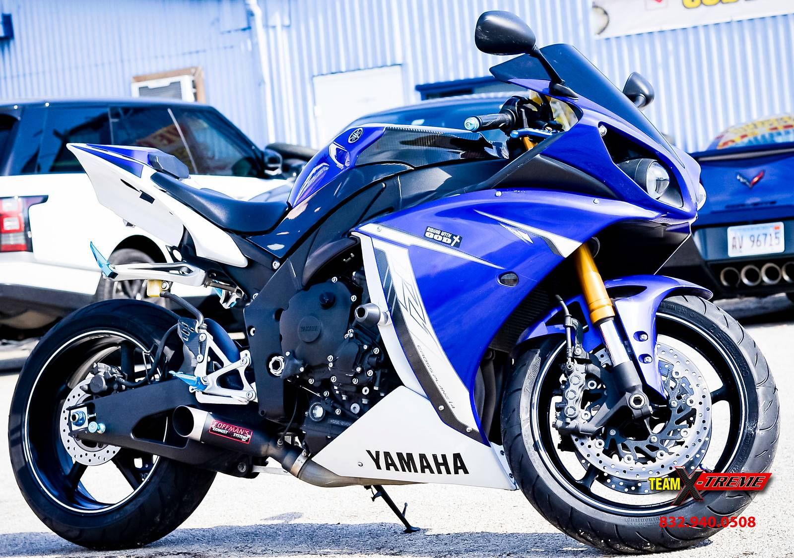 2011 Yamaha YZF-R1 for sale 216633