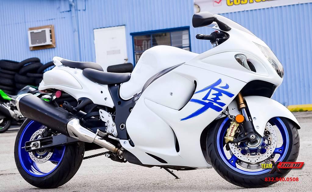 2016 Suzuki Hayabusa for sale 125198
