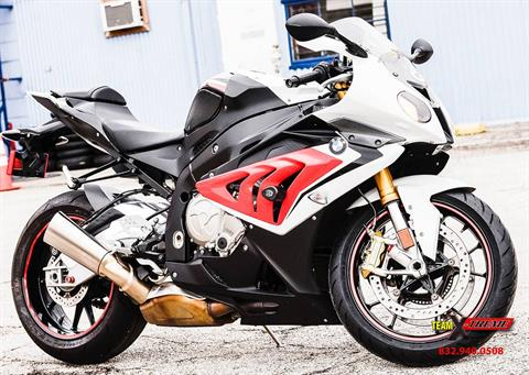 2014 BMW S 1000 RR in Houston, Texas