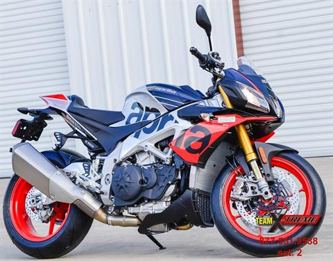 2019 Aprilia Tuono V4 Factory 1100 ABS in Houston, Texas - Photo 1