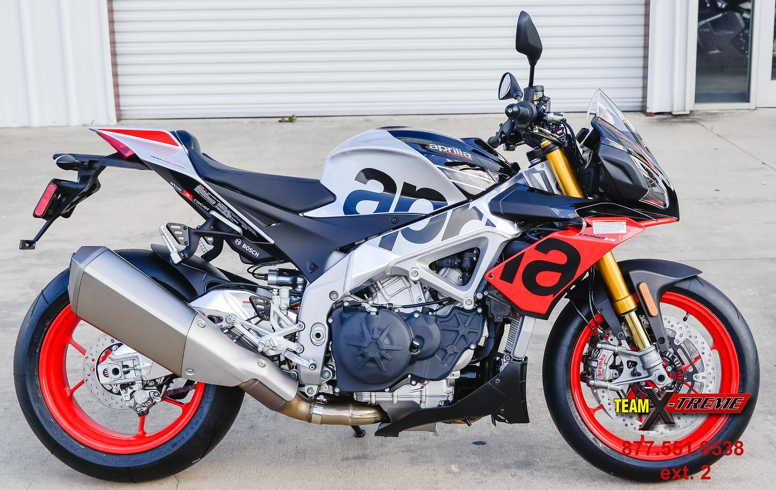 2019 Aprilia Tuono V4 Factory 1100 ABS in Houston, Texas - Photo 3