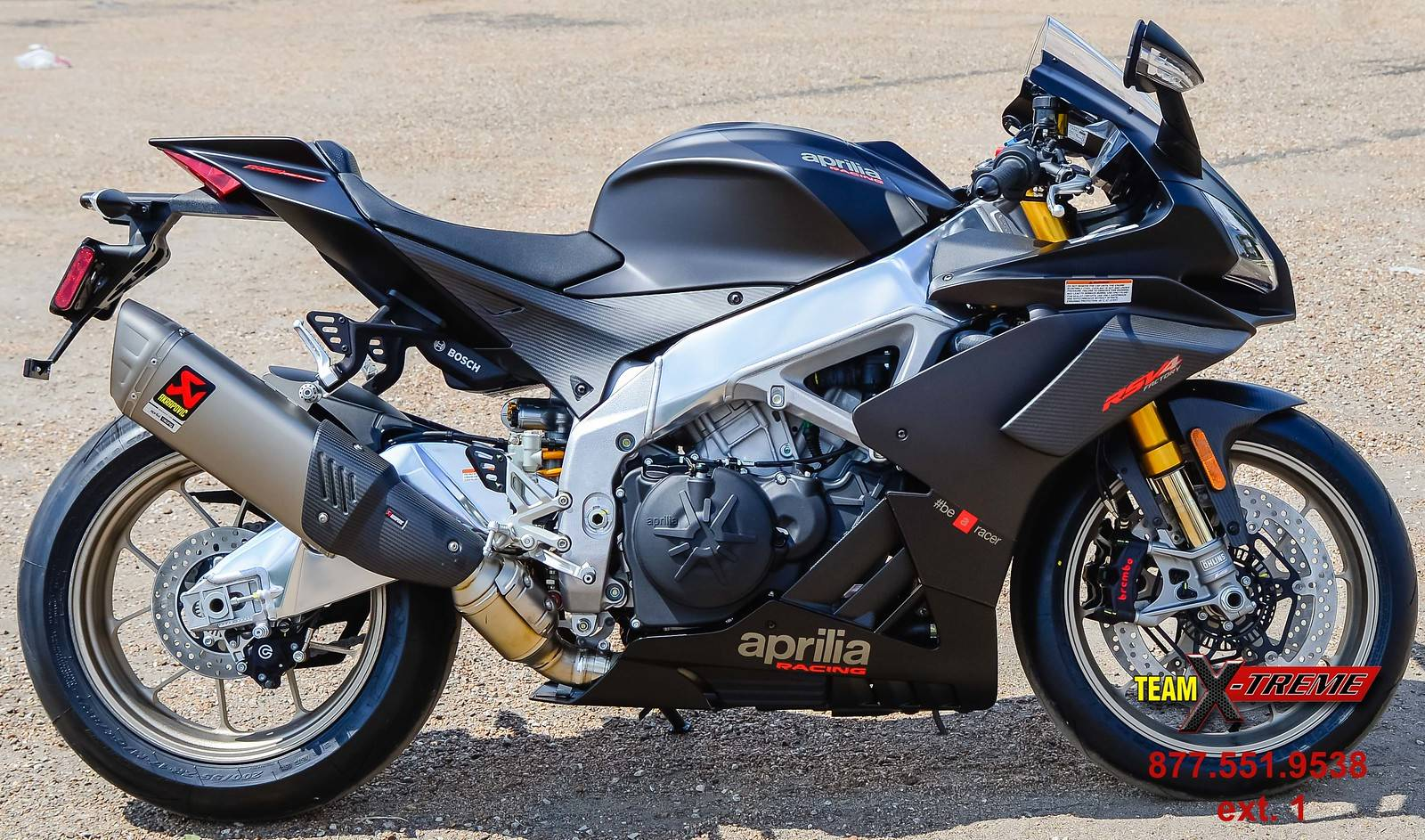 2019 Aprilia RSV4 1100 Factory in Houston, Texas - Photo 3