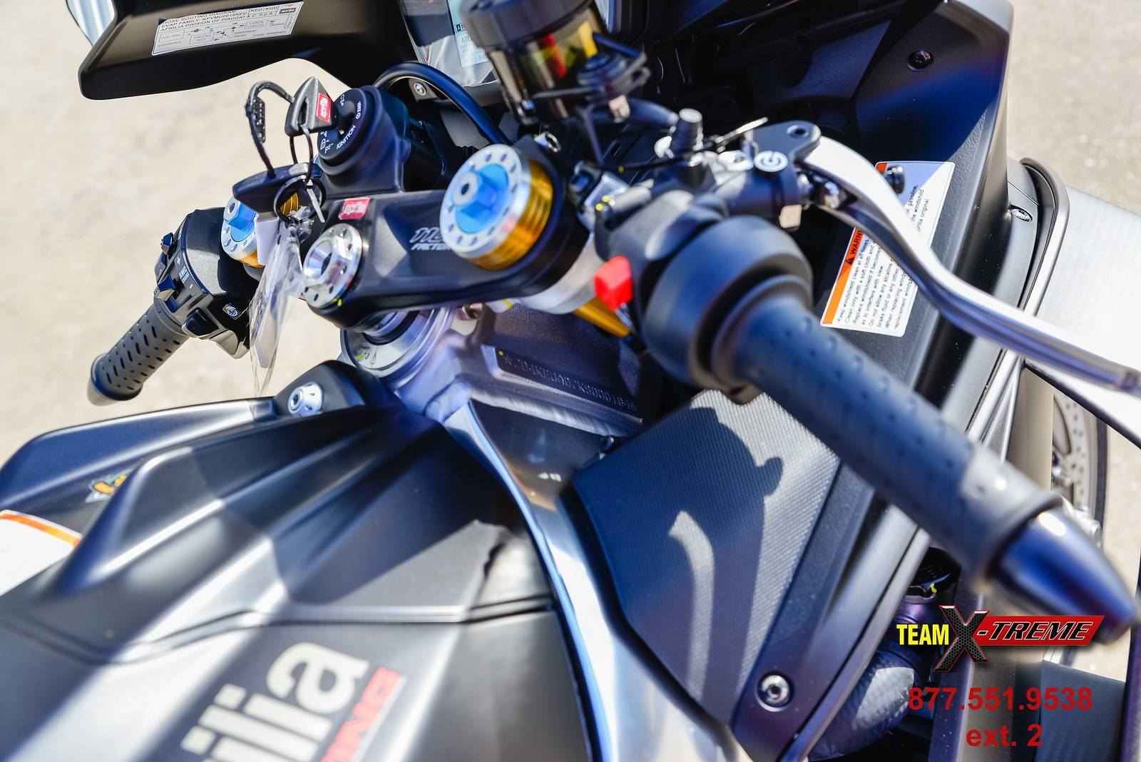 2019 Aprilia RSV4 1100 Factory in Houston, Texas - Photo 5