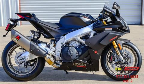 2019 Aprilia RSV4 1100 Factory in Houston, Texas - Photo 6